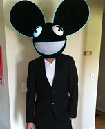 Deadmau5 DJ Halloween Costume