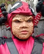 Deadpool Homemade Costume