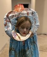 Decapitated Elsa Homemade Costume