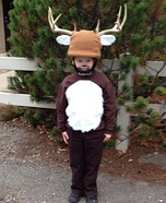Deer Homemade Costume