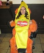 Del Monte Banana Costume