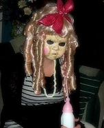 Dementia Doll Costume