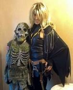 Demon Hunter Homemade Costume
