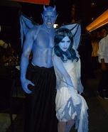 Demonic Blue
