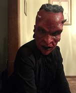 Demonica Homemade Costume