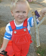 Dennis the Menace Baby Costume