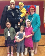 Despicable Me 2 Movie Family Costume