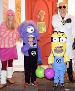 Despicable Us Homemade Costume