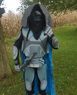 Destiny 2 Hunter Frumious Armor Homemade Costume