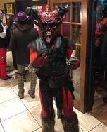 Devil Homemade Costume