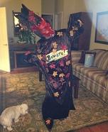Devil Tree Homemade Costume