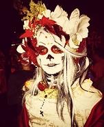 Dia de los Muertos Adult Costume