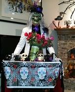 Dia de los Muertos Adult DIY Costume