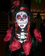 Dia De Los Muertos Halloween Costume