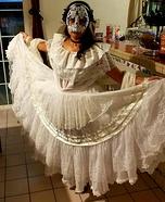 Dia de los Muertos, La Catrina Homemade Costume