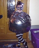 Disco Ball Homemade Costume