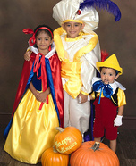 Disney Characters Costume