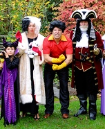 Disney Villains Homemade Costume