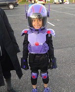 Disney's Big Hero 6 Hiro Hamada Homemade Costume