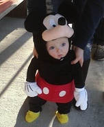 Disney's Mickey Mouse Costume