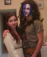 William Wallace & Murron Halloween Costumes