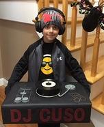 DJ 'CUSO Homemade Costume