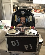DJ Baby Costume