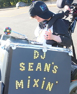 DJ Sean Homemade Costume