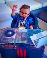 DJ Skrillex Baby Costume