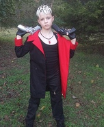DMC Dante Homemade Costume