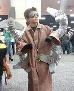 Doc Ock Homemade Costume