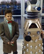 Doctor and Dalek DIY Costume