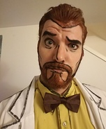 Doctor Krieger Homemade Costume
