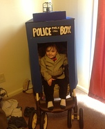 Doctor Who Toddler Costume