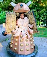 Doctor Who Dalek Costume DIY