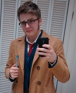 Doctor Who the 10th Doctor Homemade Costume