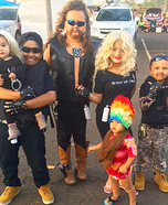 Dog the Bounty Hunter Homemade Costume