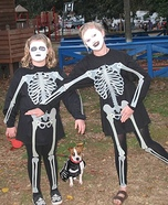 Doggone Scary Homemade Costume