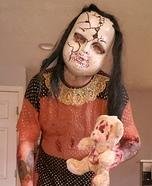 Dollface Homemade Costume
