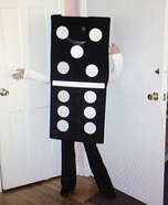 Domino Homemade Costume