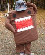 Domo Mascot Costume