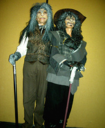 Don Vincenzo and Don Vincente Couple Costume