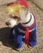 Donald J. Trump Homemade Costume
