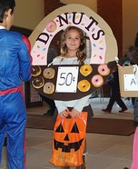 Donut Shop Homemade Costume