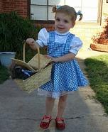 Kids Dorothy Halloween Costume