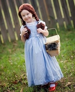Dorothy Homemade Costume