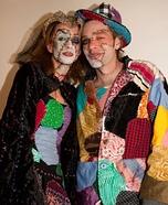 Dr. Finklestein's Couple Costume