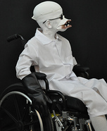 Dr. Finkelstein Homemade Costume