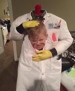 Dr Headless Homemade Costume