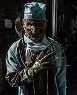 Dr. Krueger Homemade Costume